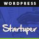 Startuper - Startup Landing Page WordPress Nulled