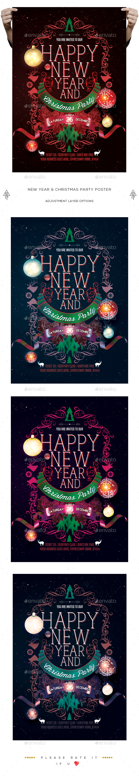 Holiday Poster - Holidays Events