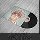 Vinyl Record Mock-Up