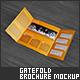 Gatefold Brochure Mock-Up 2 - GraphicRiver Item for Sale