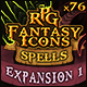 76 RPG Fantasy Spells Icons - GraphicRiver Item for Sale