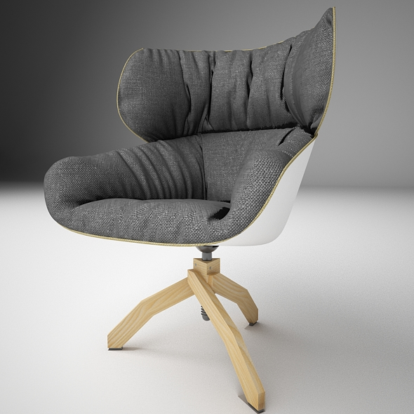 chair/armchair modern - 3DOcean Item for Sale