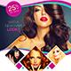 Beauty Salon Flyer - GraphicRiver Item for Sale