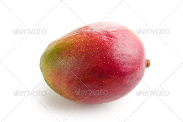 fresh mango fruit - Stock Photo - Images