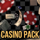 Flying Casino Elements Pack - VideoHive Item for Sale