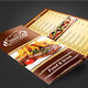 Trifold Menu Template Vol.6 - GraphicRiver Item for Sale