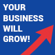 Your Business Will Grow - GraphicRiver Item for Sale