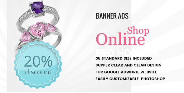 Multipurpose Online Shop Banner HTML5 - Animate - CodeCanyon Item for Sale
