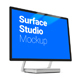 Surface Studio Mockup - GraphicRiver Item for Sale