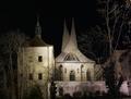 Emauzy monastery at night - PhotoDune Item for Sale