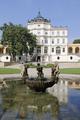 Famous Baroque castle - Ploskovice - PhotoDune Item for Sale