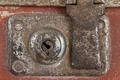 Old cashbox lock - PhotoDune Item for Sale