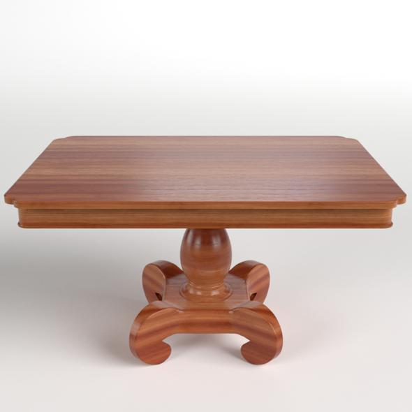 Table, Desk 5 - 3DOcean Item for Sale