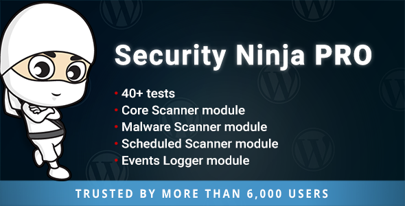 Security Ninja PRO - CodeCanyon Item for Sale