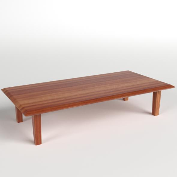 Table, Desk 9 - 3DOcean Item for Sale