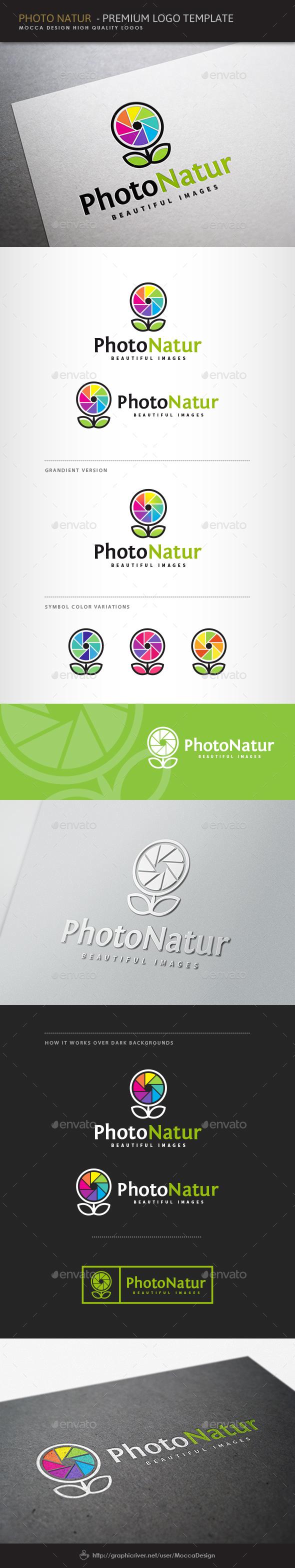 Photo Natur Logo - Symbols Logo Templates