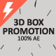 3D Box Promotion - VideoHive Item for Sale