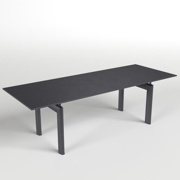 Table, Desk 12 - 3DOcean Item for Sale