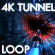 Complex Tunnel Vj Loop - VideoHive Item for Sale