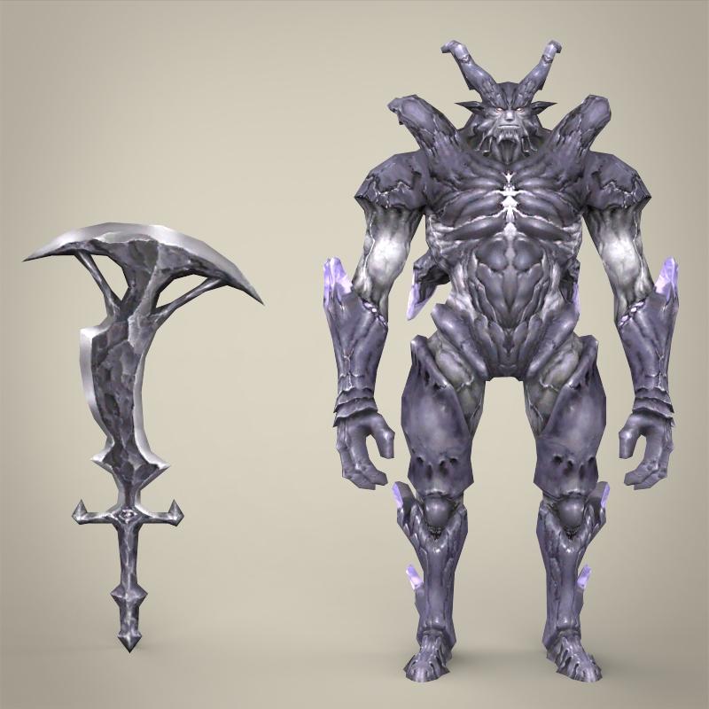 Fantasy Monster Katilaaji