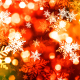 Colorful Christmas Snowflakes - VideoHive Item for Sale