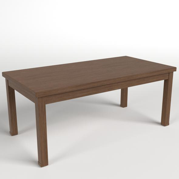 Table, Desk 18 - 3DOcean Item for Sale