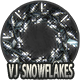 VJ Snowflakes Loops Ver.1 - 12 Pack - VideoHive Item for Sale