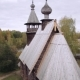 Wooden Architecture in Russia. Church in Kostroma, Aerial Shot - VideoHive Item for Sale