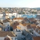 Aerial View of Roof Tops of Old City - VideoHive Item for Sale