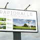 Golf Event Outdoor Banner 04