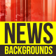 Blind World Backgrounds Set - VideoHive Item for Sale