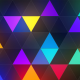 Triangles Wall - VideoHive Item for Sale