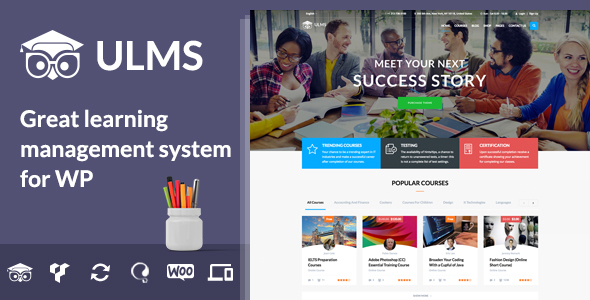 ULMS – Universal Learning Management System