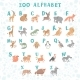 Zoo Alphabet - GraphicRiver Item for Sale