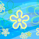 Aqua Flowers - VideoHive Item for Sale