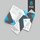 Trifold Brochure Mockup Vol.2 - GraphicRiver Item for Sale