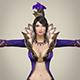 Fantasy Female Queen Punita