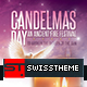 Candlemas Day Flyer - GraphicRiver Item for Sale