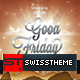 Holy Friday Flyer - GraphicRiver Item for Sale