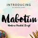 Mabotim Brush - GraphicRiver Item for Sale