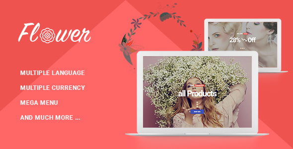 ST Bloom Shopify Theme
