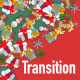 3D Christmas Gifts Transition - VideoHive Item for Sale