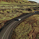 Car Driving On Iceland Road - VideoHive Item for Sale