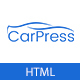 CarPress || For Car Shop and Car Repiar HTML5 Template