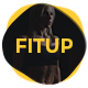 Fitup - Onepage Gym and Fitness HTML Template Nulled