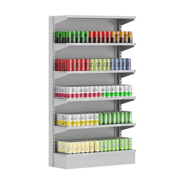 Market Shelf - Canned Beer - 3DOcean Item for Sale