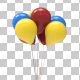 3D Balloons - VideoHive Item for Sale