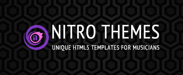Nitro themes profile