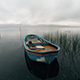 Small Fishing Boat on Lake - VideoHive Item for Sale