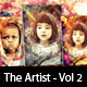 The Artist - Volume2  - GraphicRiver Item for Sale
